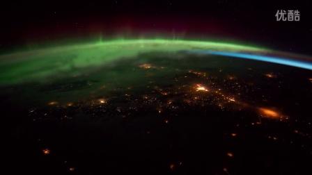 用上帝视角看地球 - 用 100 GB 图片拼成的视频