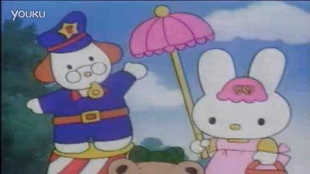 沈欣模仿童声演唱日本动画片《你好凯蒂猫》