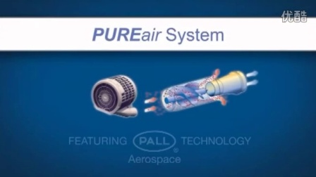 Pall PUREair - Featuring 鲍尔航天技术