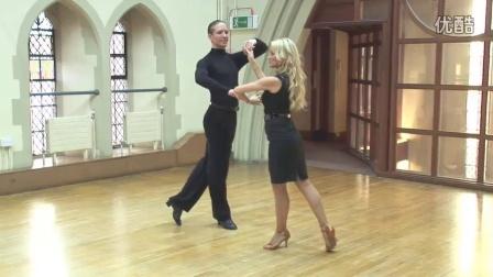 拉丁舞基本教学(牛仔) Izabela Dance - Tutorial 8 of 8 - Jive