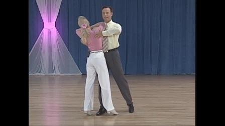 摩登舞教学[中文]维克托&史密斯《轴转与旋转》Victor&Smith - Pivot & Spins_720P
