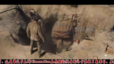 《木乃伊》新预告片阿汤哥唤醒远古力量  古埃及坟墓变监狱 邪恶(埃及女王)被唤醒