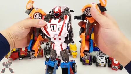 汽车变形金刚 子和机器人 汽车玩具 野兽变形金刚 恐龙机器人 男孩玩具 人气玩具 炫酷玩具  § 垣垣玩具 §