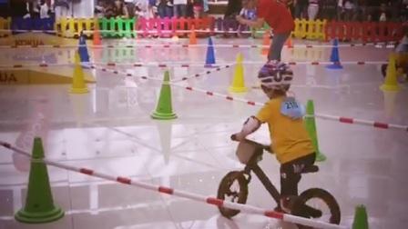 kokua武汉 平衡车三项技能挑战赛2岁组半决赛