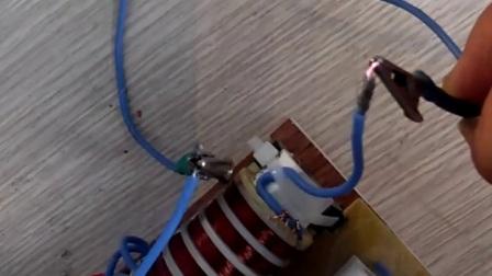 测试小小卡帕发电机
