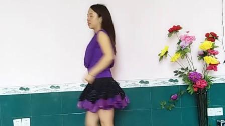 浏阳颖颖广场舞《猎爱》编舞:杨丽萍