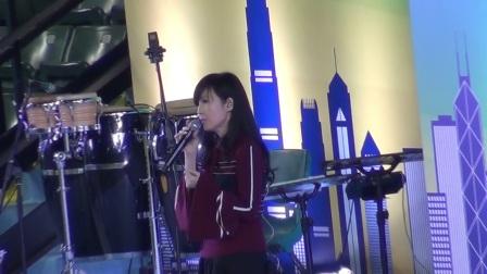 周慧敏@「主愛臨香江」香港福音盛會佈道大會2017分享和獻唱