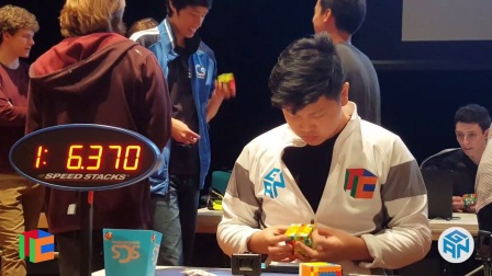 7x7 Rubik's Cube World Record Average 213.12