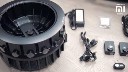 最先進的3D-360相機 YI HALO 回顧 / Review