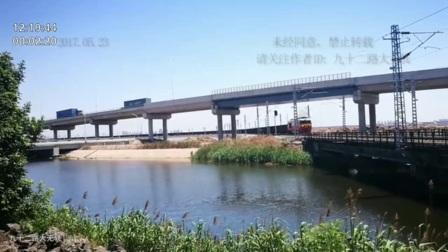 天津塘沽滨海新区津沽公路道口