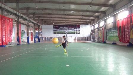 李斌·练球日记(7)挑战瑜伽球 18.7.24