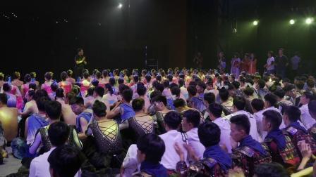 小百合艺术团赴京参加大型歌舞诗剧《谁不说俺家乡好》