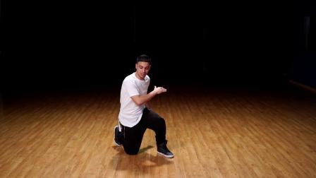 Knee Spin详细分解教学丨Be Mine舞蹈中那个最帅的动作教学