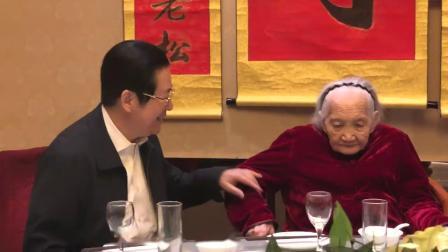 母亲93岁大寿,家人欢聚一堂