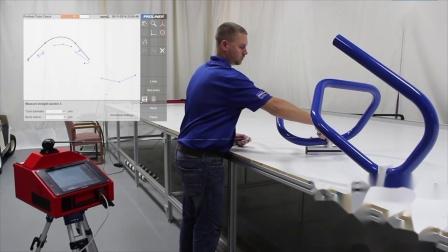 荷兰博鼎Prodim便携式测量仪弯管件测量