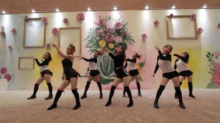 武汉街舞舞蹈视频展jennie - solo