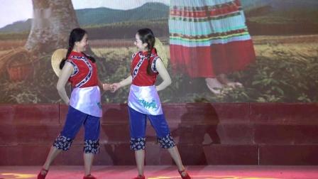 舞蹈《丰收歌舞》南京如意艺术团(纪念知青上山下乡运动50周年演出)