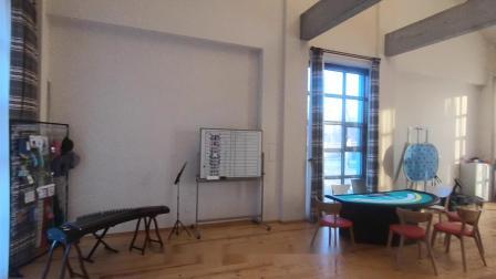康语轩:多功能厅和图书室