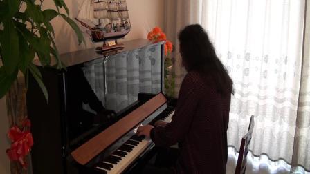 船歌钢琴曲  航天骑士