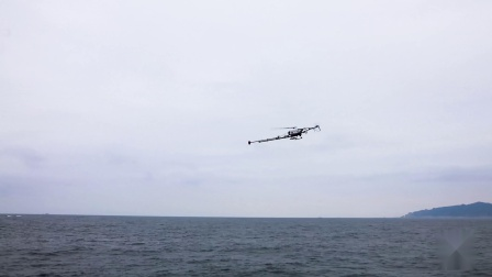 FLYING-CAM:东极岛海域沉船探测
