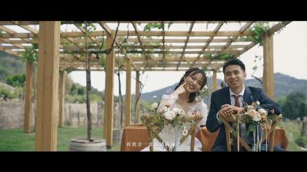 时光机私人影像 WANG+DING 婚礼电影