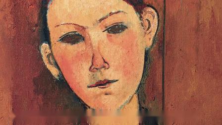 忧郁的青春: 近百年隐没于世的莫迪瑞安尼肖像画