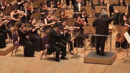 布鲁克纳:D小调第九交响曲 第二乐章 谐谑曲 激动的 活泼的