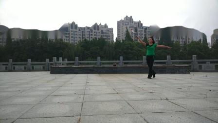 学练柔力球《赢未来》(会萍)