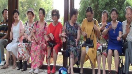游鳳群九月份慶生日聚會漢口江灘