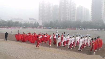 滦州市迎国庆老年节活动(上篇)