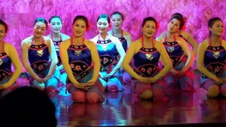 舞蹈《春韵芳香》演出 六合区老年大学