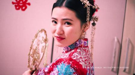 风尚婚礼会馆丨2019.12.8 GUO&WANG 婚礼丨席前回放