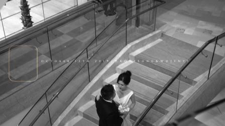 HQS&WJY婚礼电影 DIARY FILM 日记电影