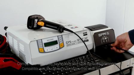 Module imprimante CNT(GYS 吉欧斯 EN)