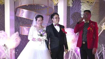张杰陈宛萱婚礼喜宴(20200101)