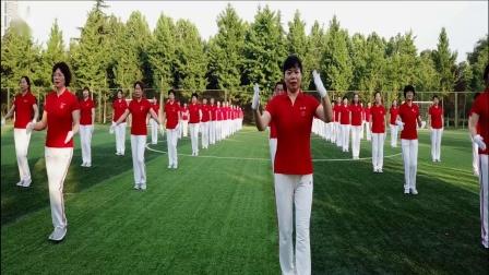 第十八套齐之韵快乐舞步健身操   第七节   全身运动(微笑吧)