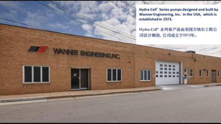 WANNER ENGINEERING, INC.万纳尔工程有限公司 Hydra-Cell®