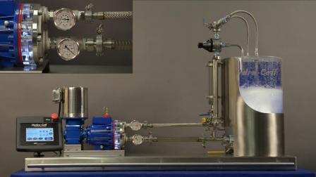 WANNER精确无脉动计量泵系列 Hydra-Cell No Problem Pumps