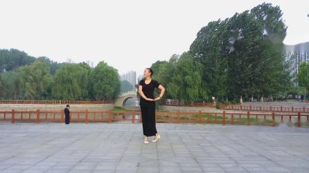 贞贞广场舞《老父亲》编舞:无边   瓦瓦