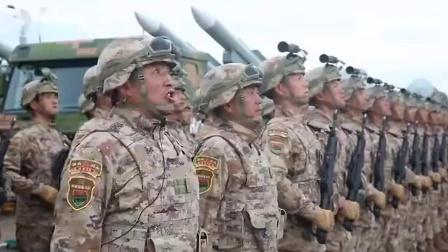 特战装备方队:特种部队的特种尖兵