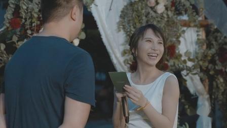 河源希尔顿户外订婚宴丨MaxPopular婚礼影像