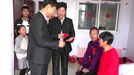 卢龙双望 刘奇 张亭亭 婚礼录像 高清