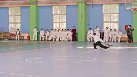 武术表演《少林春秋刀》