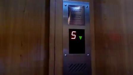 国外的东洋电梯
