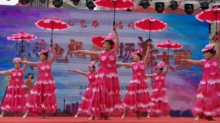 宝鸡广场舞大赛 6 (20201025)
