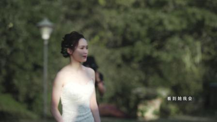 飞思电影纪实婚礼作品-她真漂亮