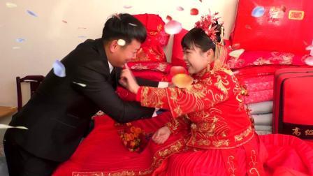 裴佳利 王敏 婚礼录像 高清