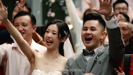 20201212-Wayne&Ke婚礼三机航拍超燃混剪MV