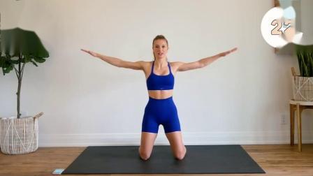 每天坚持半小时,高效燃脂瘦身,让你越练越瘦!