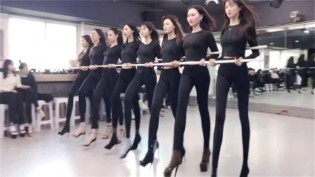 长腿超模 走秀片段2